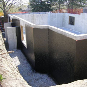 Waterproof Walls
