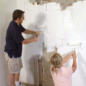 Waterproof Wall Paint
